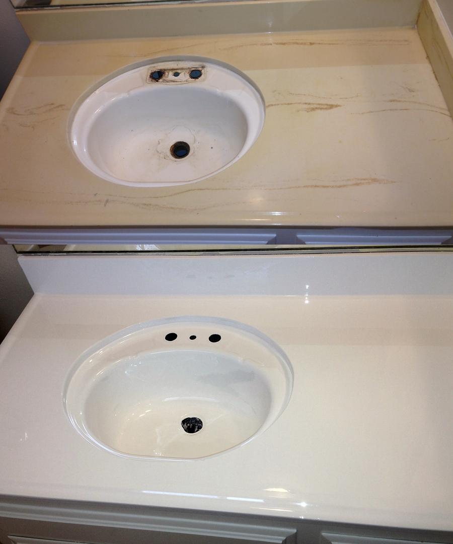 bathtub countertop reglazing riverside corona norco jurupa rh bathtubrepairreglaze com kitchen sink reglazing san diego diy kitchen sink reglazing